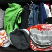 Knitterfreie Kleidung auf Geschäftsreisen